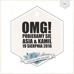 STEMPEL ŚLUBNY WZ.15