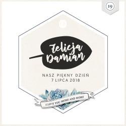 STEMPEL ŚLUBNY WZ.19
